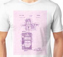 1968 Easy Bake Toy Oven Patent Art Unisex T-Shirt