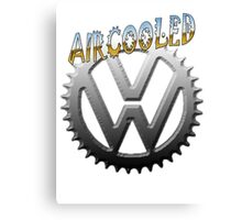VW GEAR Aircooled 0002 Canvas Print
