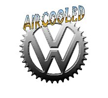 VW GEAR Aircooled 0002 Photographic Print