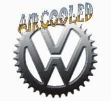 VW GEAR Aircooled 0002 by Tony  Bazidlo