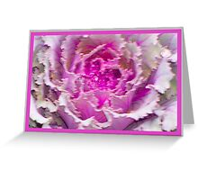 Pretty Pink Soft and Wet Greeting Card