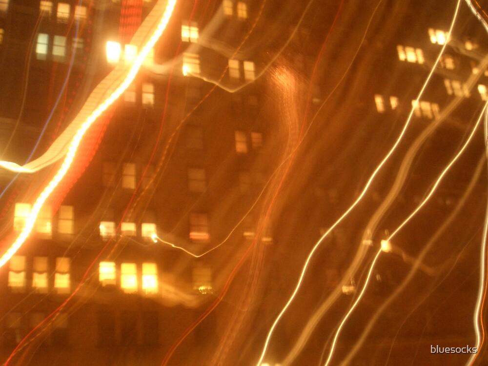 Bright Lights Big City by bluesocks