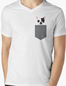Parker - French Bulldog animal art modern colors for dog people T-Shirt