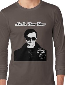 Let's Boo-Boo Long Sleeve T-Shirt