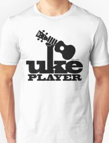 Uke Player Power Unisex T-Shirt