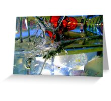 Smashed Greeting Card