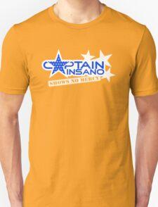 Captain Insano-for-dark T-Shirt