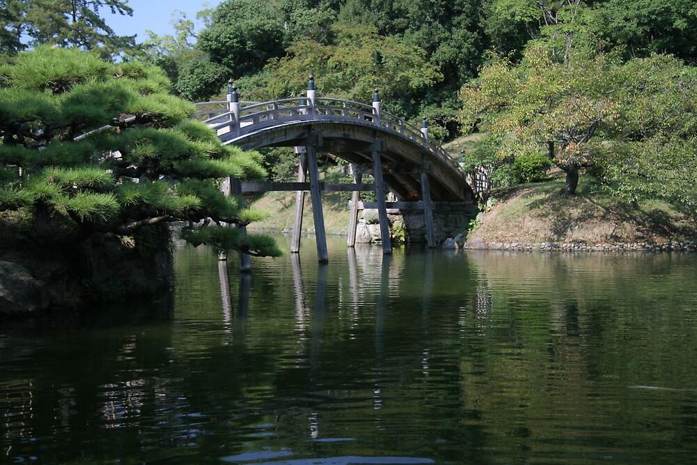 Ritsurin-Koen Garden by Trishy