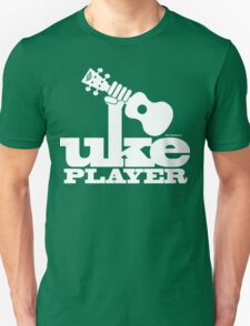 Uke Player Power! T-Shirt