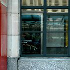 Geneva Station Window by Mark Hayward