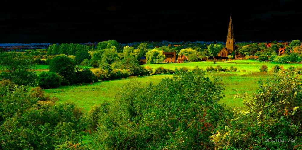 Olney Church by brianjarvis