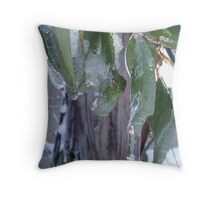 Ice Biscuits Throw Pillow