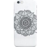 Zendoodle iPhone Case/Skin