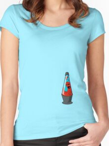 Redbubble Being Women's Fitted Scoop T-Shirt