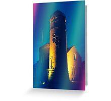 Mackinac Lighthouse-Mackinac, Michigan Greeting Card