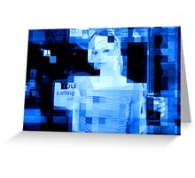 Live Large Greeting Card