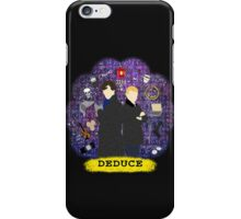 Deduce iPhone Case/Skin