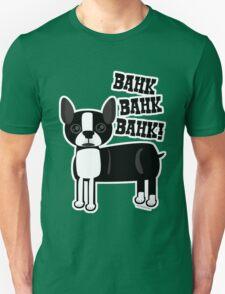 Boston Accent Terrier T-Shirt