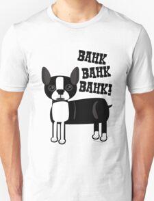 Boston Accent Terrier Unisex T-Shirt