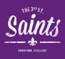 Third Street Saints by asirensong