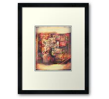 I Will Not Forget One Line of This - Doctor Who Framed Print
