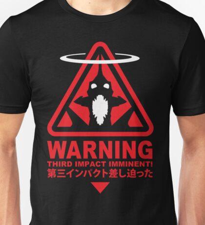 Evangelion Alert Unisex T-Shirt
