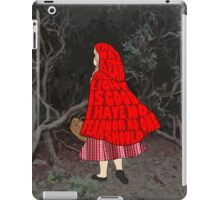 The Way Is Clear... iPad Case/Skin