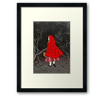 The Way Is Clear... Framed Print