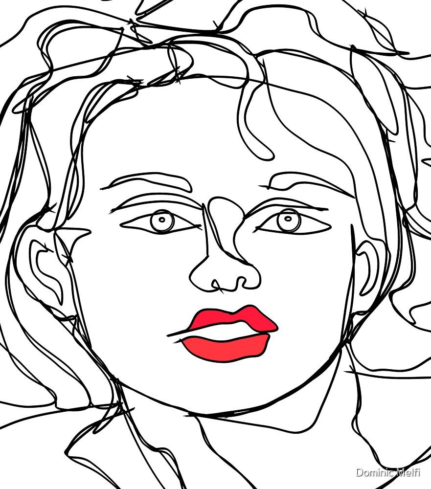 Marilyn by Dominic Melfi