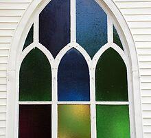 The Church Window  by f6rider