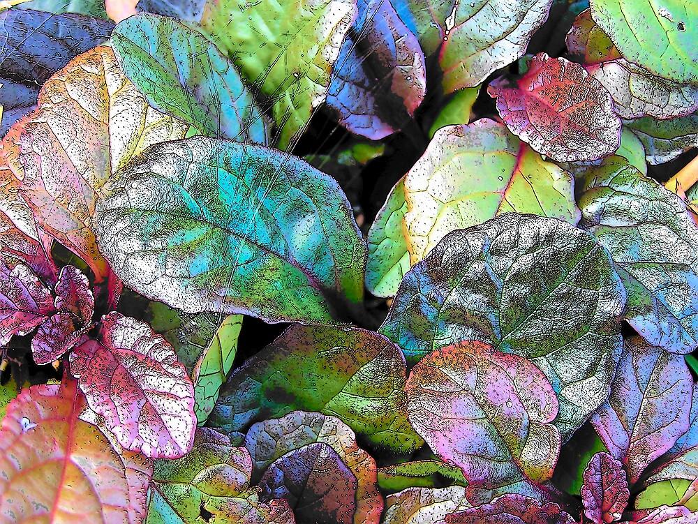Autumn Leaves by Gene Cyr