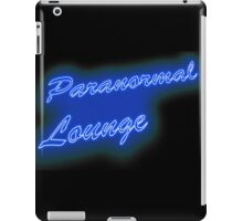 The PARANORMAL LOUNGE  iPad Case/Skin
