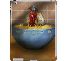 Animal - Chicken - Chicken Soup iPad Case/Skin