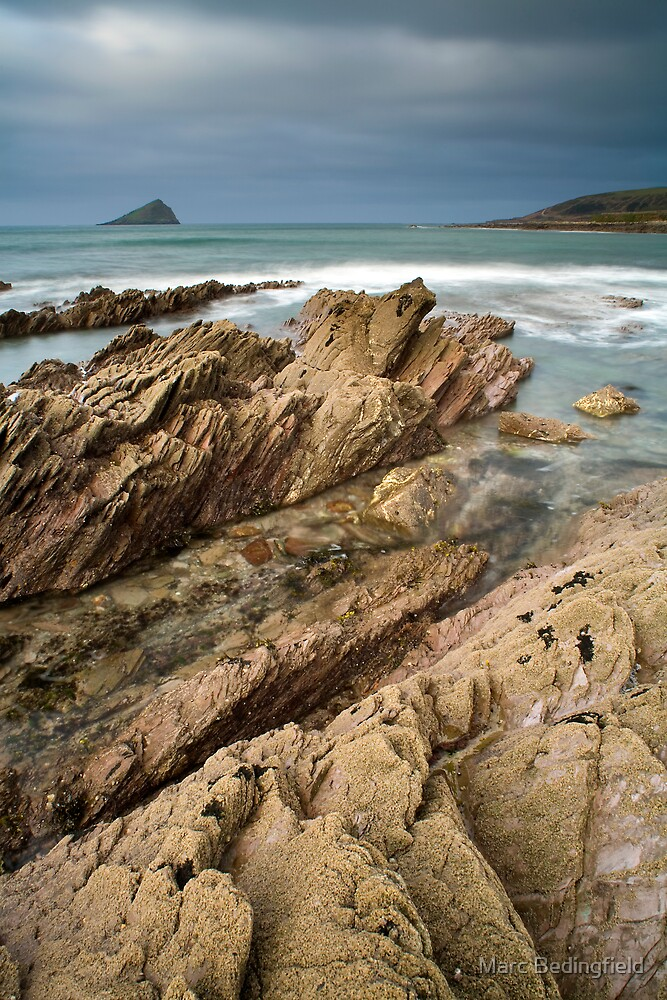 Wembury Bay by Marc Bedingfield