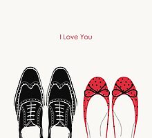 Stylish Shoes - Love and Romance by RumourHasIt
