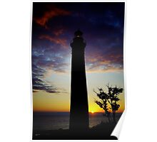 Little Sable Lighthouse- Silver Lake, Michigan Poster