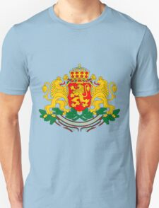 BULGARIA-COAT OF ARMS T-Shirt