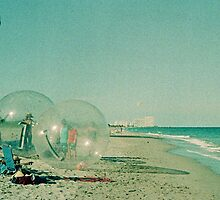 Beach Balls by Bill Wetmore