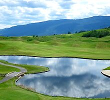 Predator Ridge Golf Course by vernonite