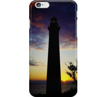 Little Sable Lighthouse- Silver Lake, Michigan iPhone Case/Skin
