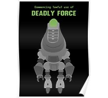 Protectron Poster