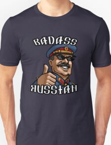 Stalin - Badass Russian T-Shirt