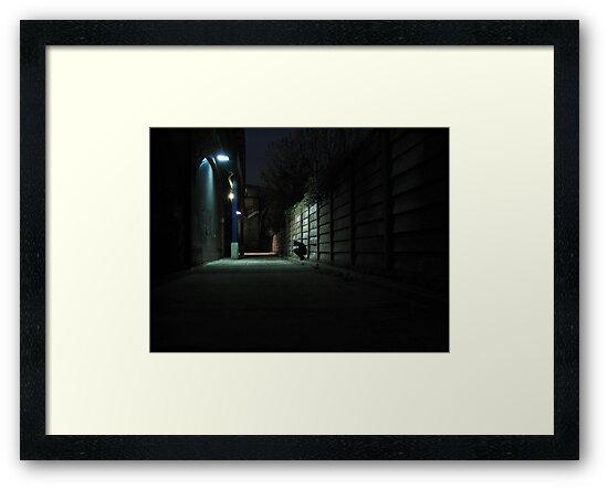 Urban Solitude 03 by Hema Sabina