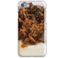Cajun Poutine at Cafe Amelie iPhone Case/Skin