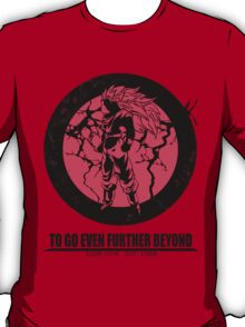 Super Saiyan 3 ascension T-Shirt