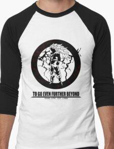 Super Saiyan 3 ascension Men's Baseball ¾ T-Shirt