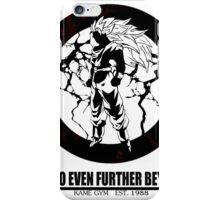 Super Saiyan 3 ascension iPhone Case/Skin