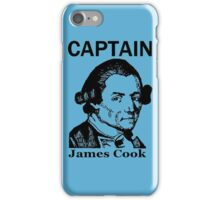 CAPTAIN JAMES COOK iPhone Case/Skin