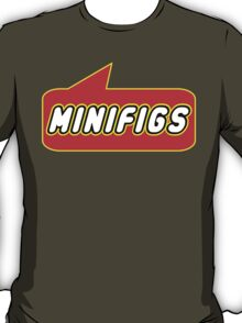 MINIFIGS by Bubble-Tees.com T-Shirt