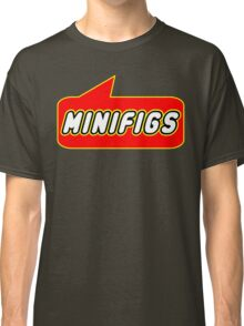 MINIFIGS by Bubble-Tees.com Classic T-Shirt